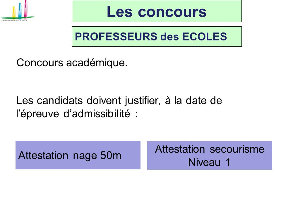 Attestation secourisme