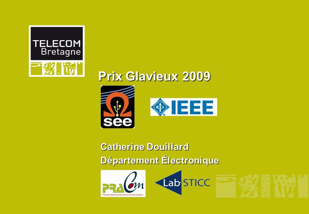 Catherine Douillard Département Électronique