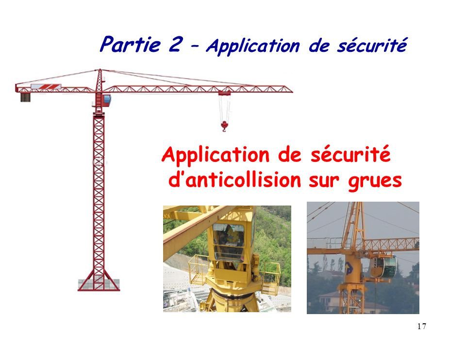 Partie 2 – Application de sécurité