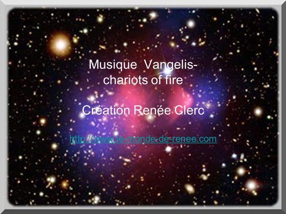 Musique Vangelis- chariots of fire Création Renée Clerc http://www