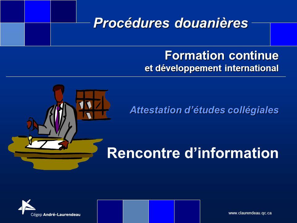 Rencontre d'information