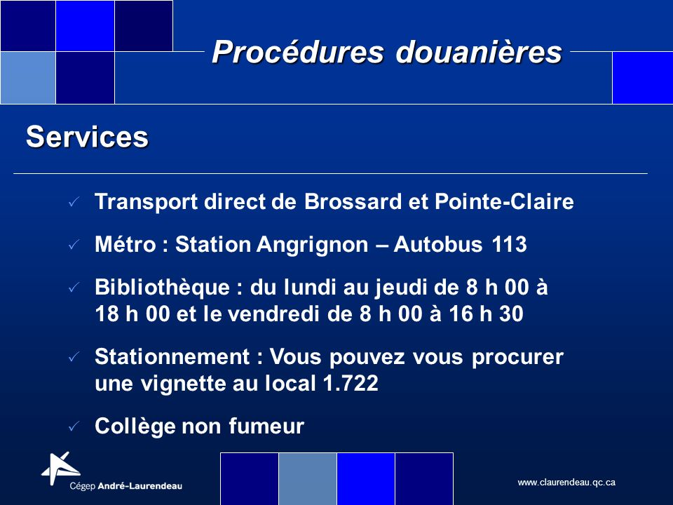 Services Transport direct de Brossard et Pointe-Claire