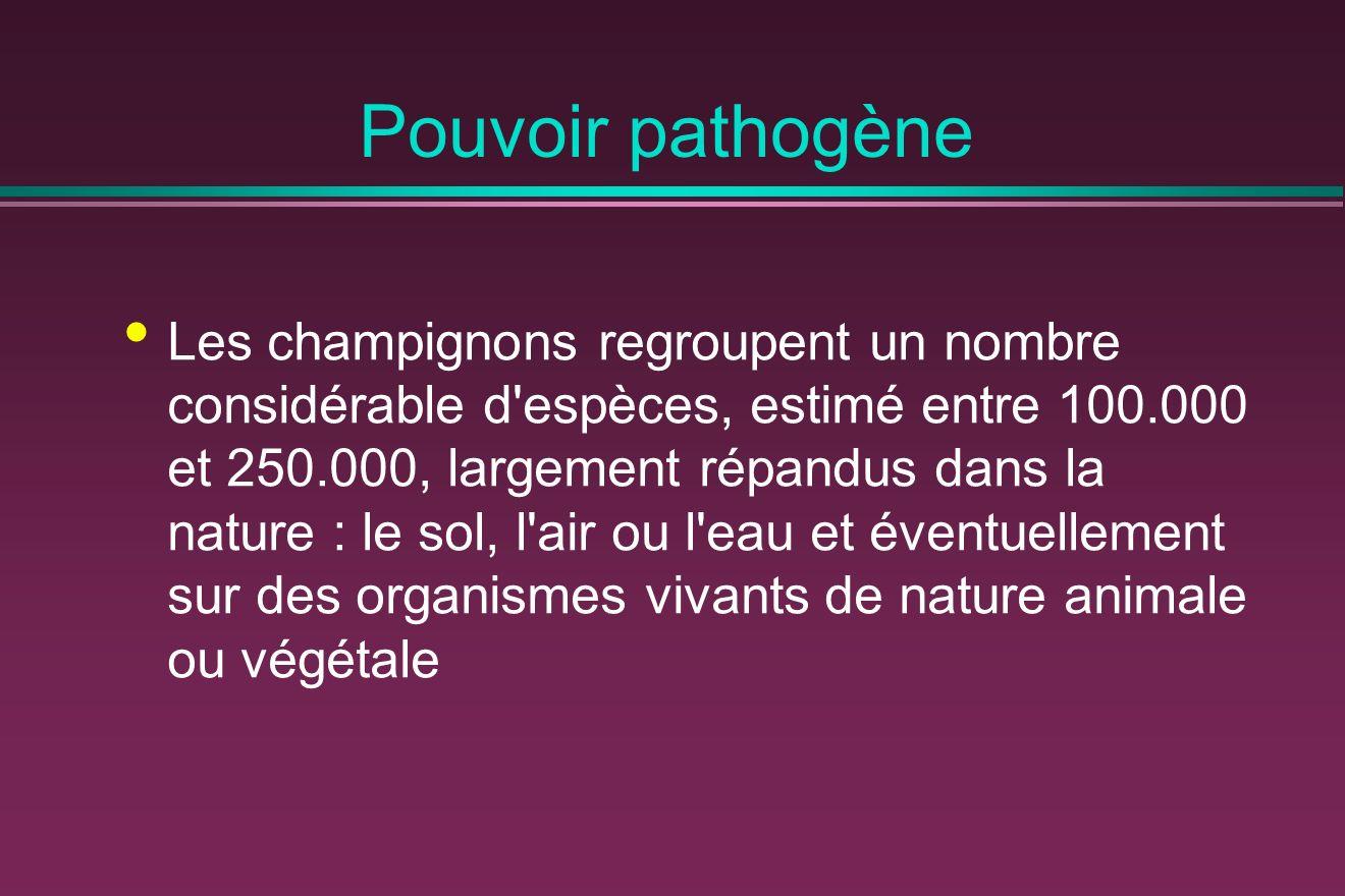 Pouvoir pathogène