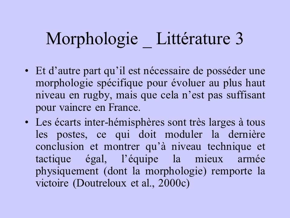 Morphologie _ Littérature 3