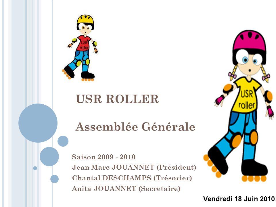 USR ROLLER Assemblée Générale