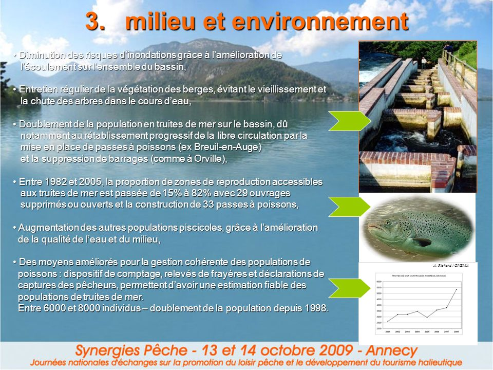 milieu et environnement