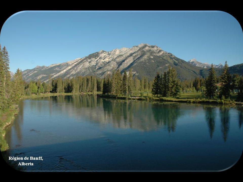 Région de Banff, Alberta