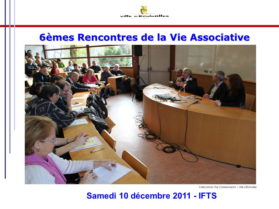 Rencontre associative jeunesse sartrouville