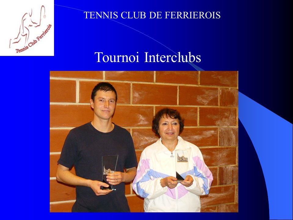 Tournoi Interclubs