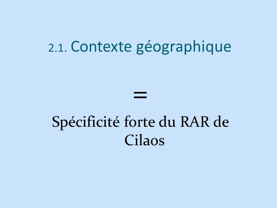 2.1. Contexte géographique