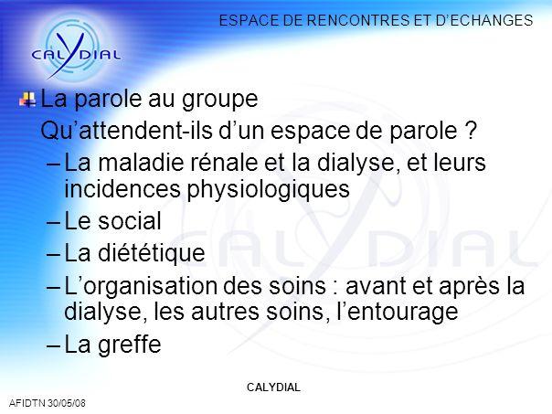 ESPACE DE RENCONTRES ET D'ECHANGES