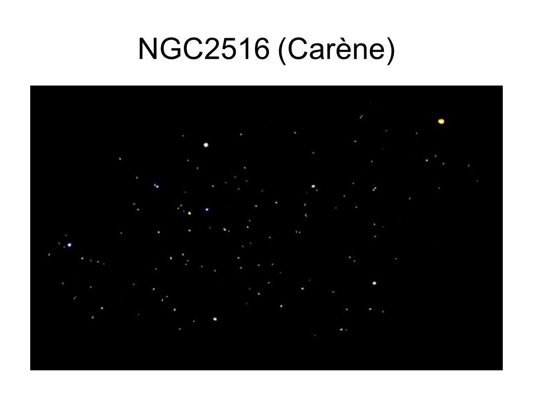 NGC2516 (Carène)