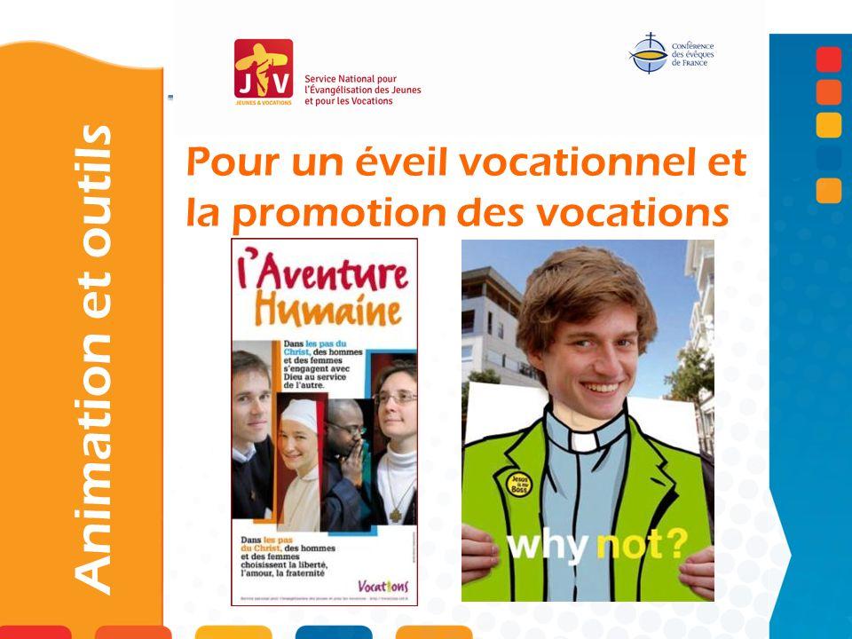 Pour un éveil vocationnel et la promotion des vocations