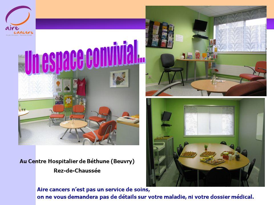 Au Centre Hospitalier de Béthune (Beuvry)