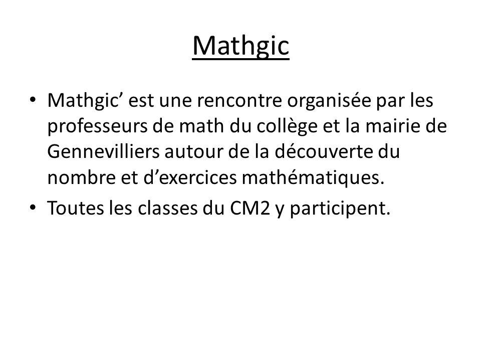 Mathgic