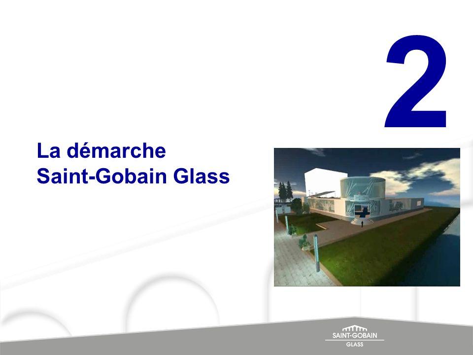 2 La démarche Saint-Gobain Glass