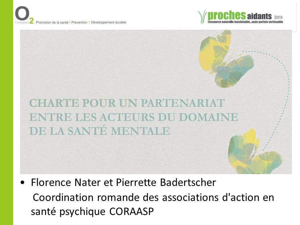 Florence Nater et Pierrette Badertscher