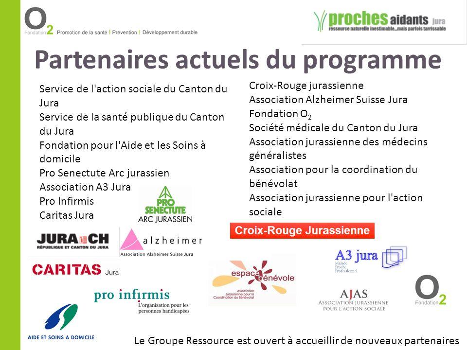 Programme Proches aidants