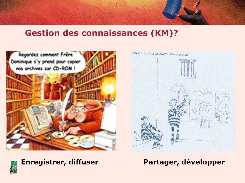 Gestion des connaissances (KM)