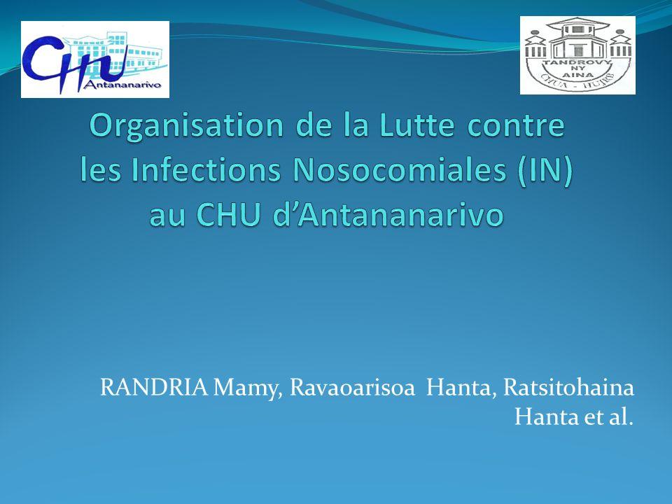 RANDRIA Mamy, Ravaoarisoa Hanta, Ratsitohaina Hanta et al.