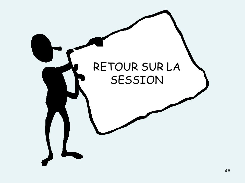 DOCUMENT 3 RETOUR SUR LA SESSION