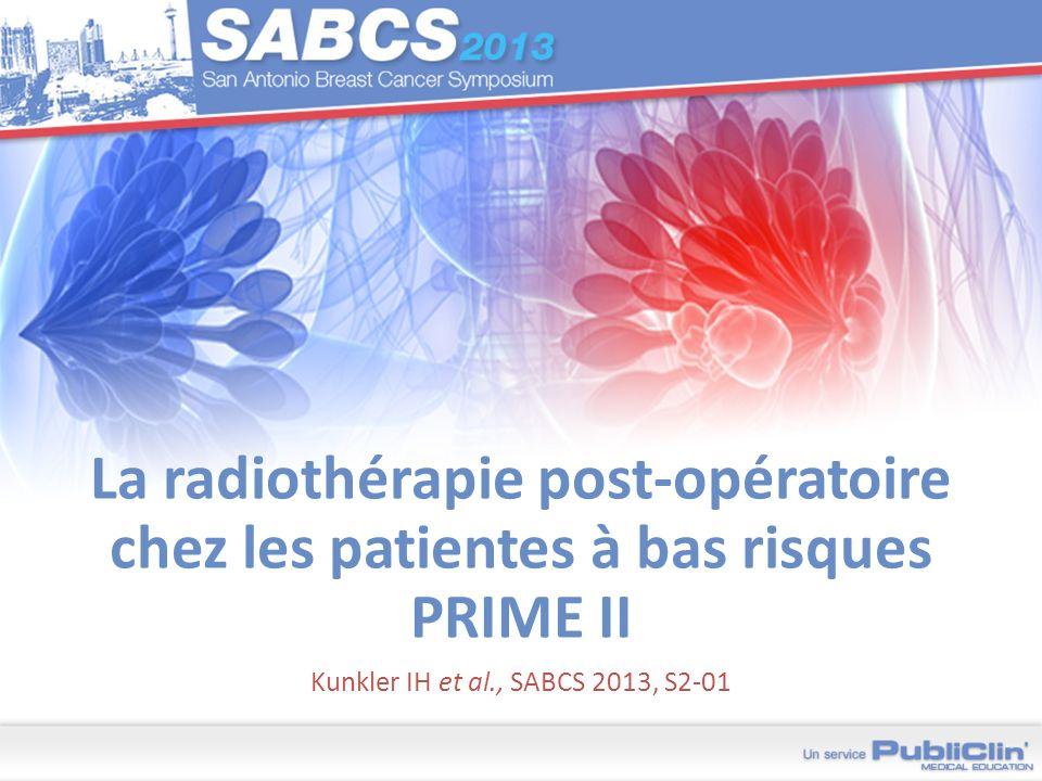 Kunkler IH et al., SABCS 2013, S2-01