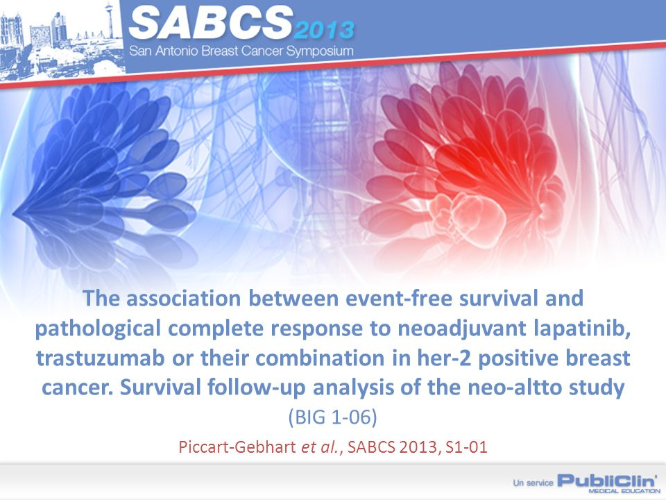 Piccart-Gebhart et al., SABCS 2013, S1-01