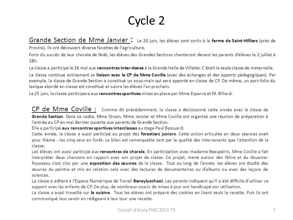 Cycle 2