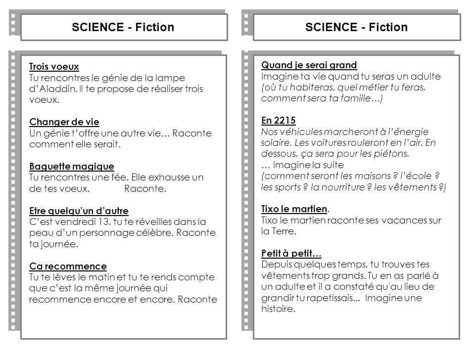 SCIENCE - Fiction SCIENCE - Fiction