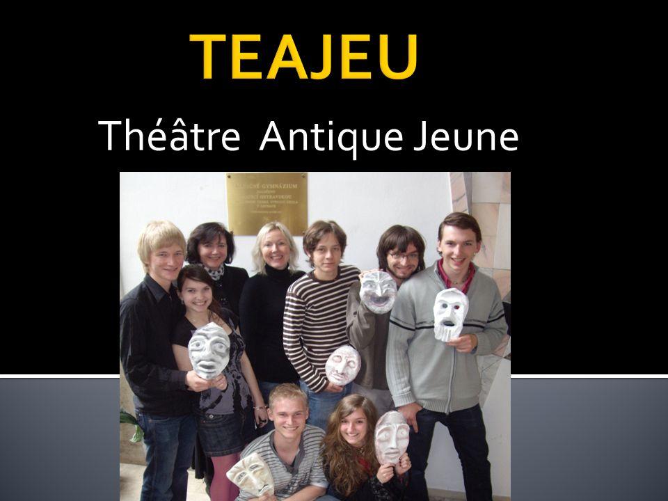 TEAJEU Théâtre Antique Jeune