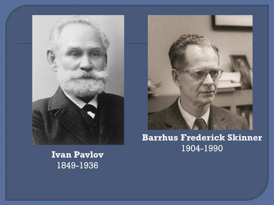 Barrhus Frederick Skinner