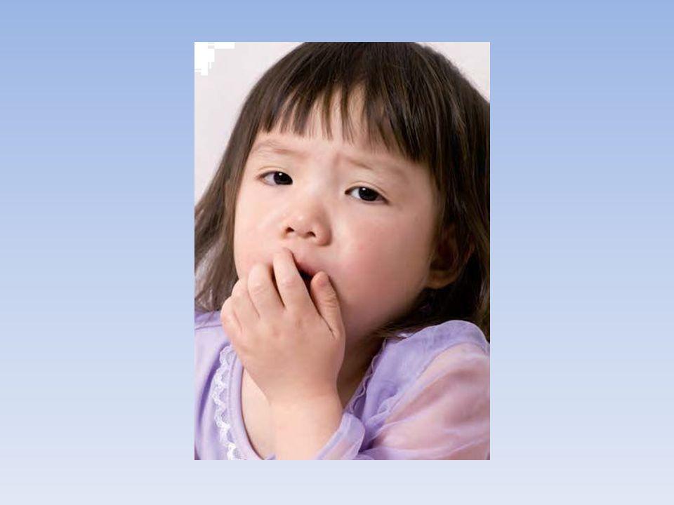 La toux Permet l'élimination des secrétions des voies respiratoires. Fièvre: acétaminophène.
