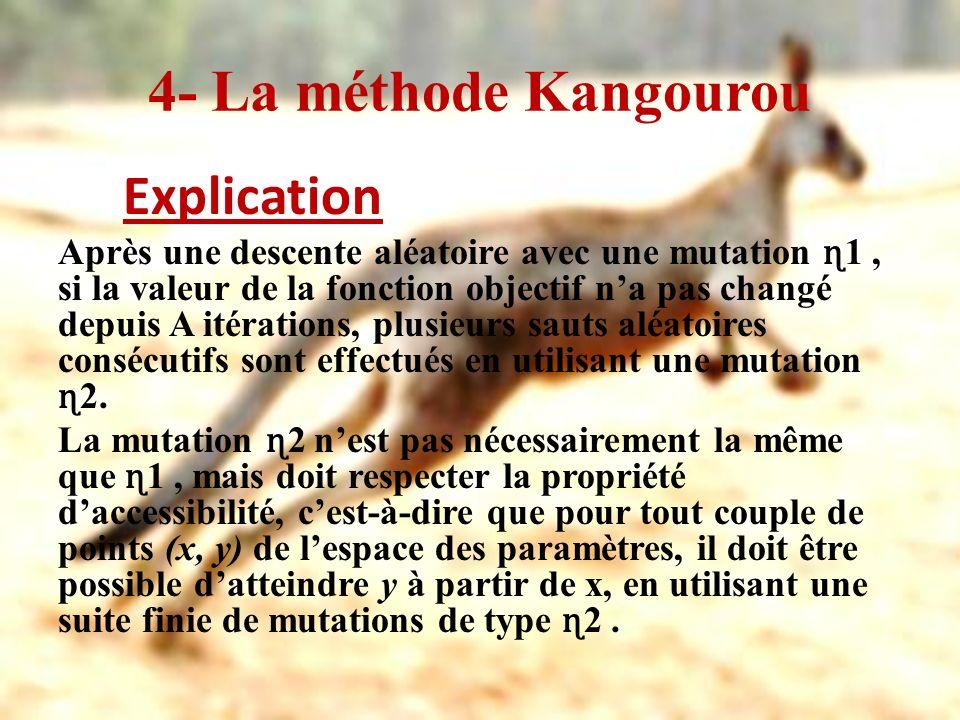 4- La méthode Kangourou Explication