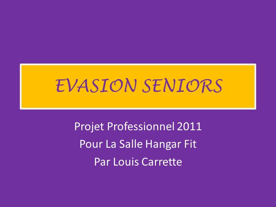 Projet Professionnel 2011 Pour La Salle Hangar Fit Par Louis Carrette