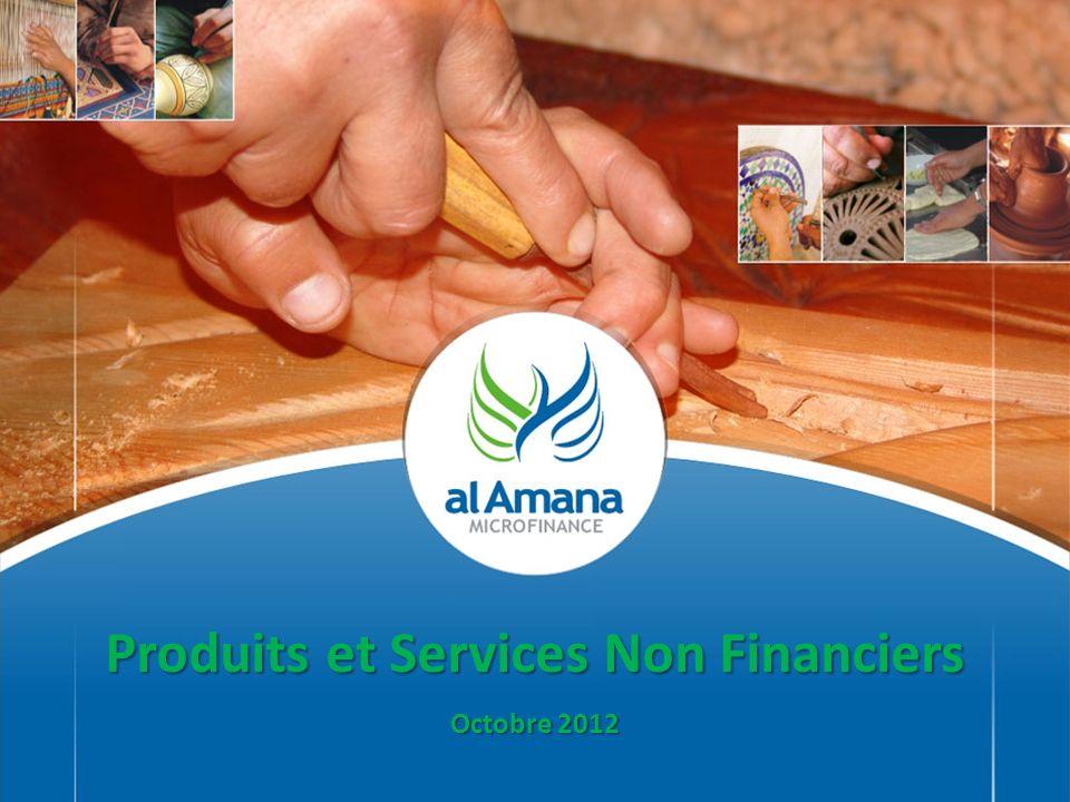 Produits et Services Non Financiers