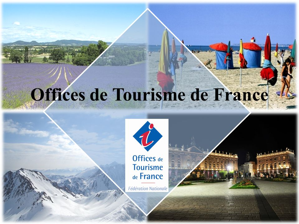 Offices de tourisme de france ppt video online t l charger - Office de tourisme guadeloupe en france ...