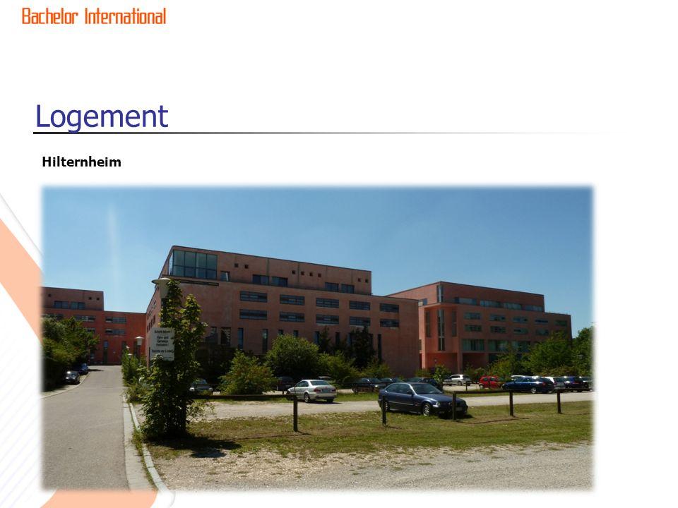 Logement Hilternheim