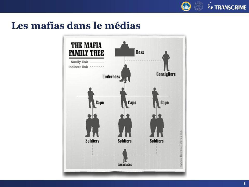 Les mafias dans le médias
