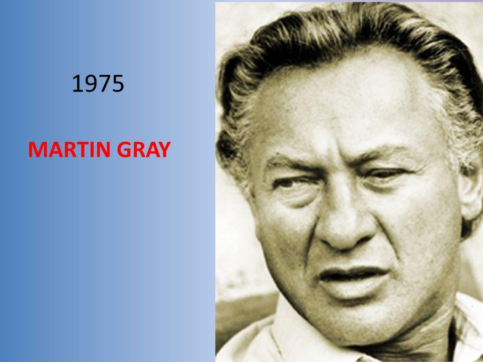 1975 MARTIN GRAY