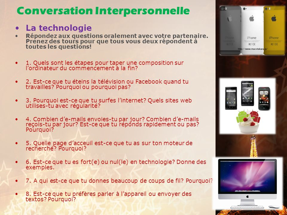 Conversation Interpersonnelle