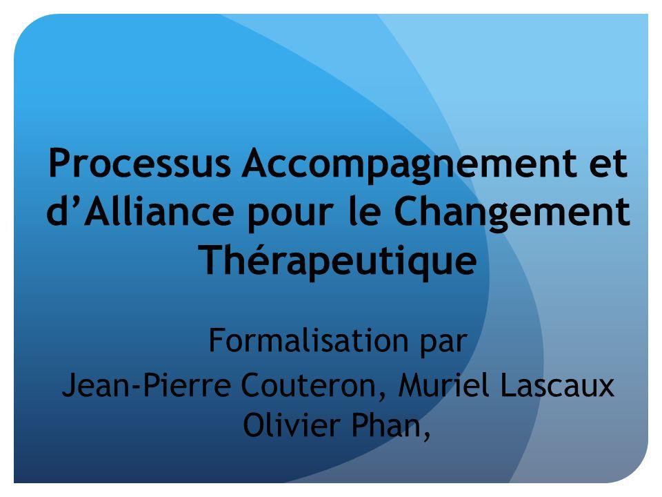 Jean-Pierre Couteron, Muriel Lascaux Olivier Phan,