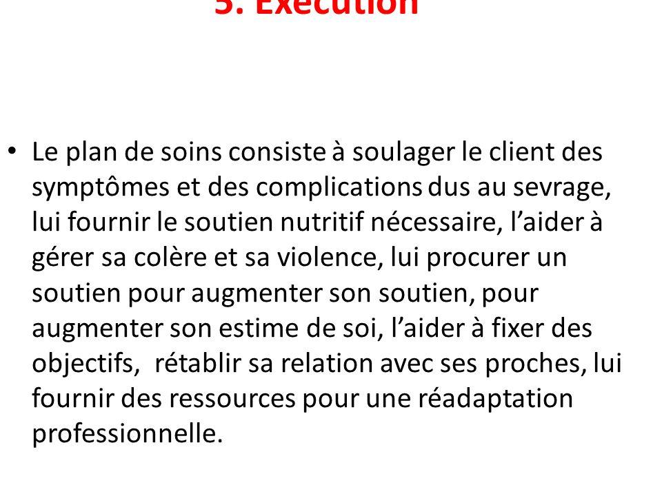 5. Exécution