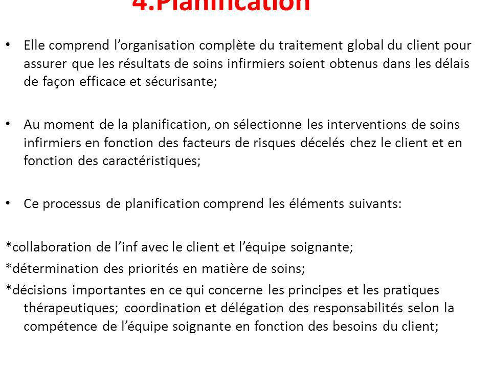 4.Planification