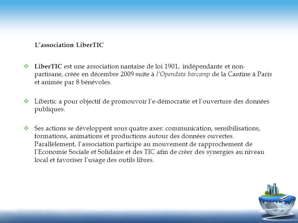 L'association LiberTIC