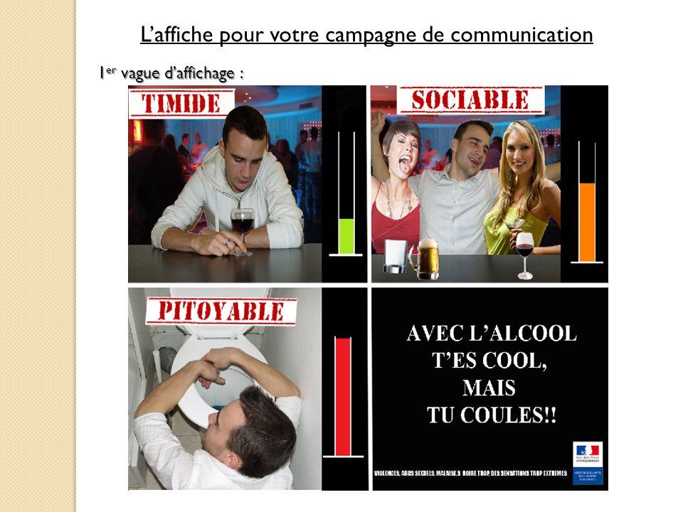 L'affiche pour votre campagne de communication