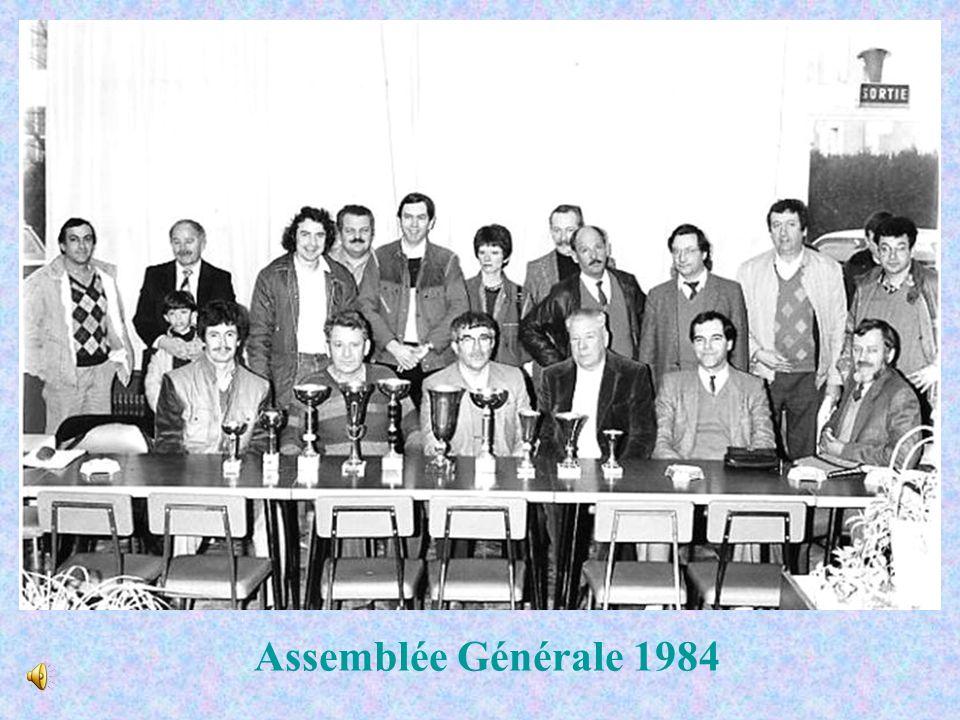 Assemblée Générale 1984