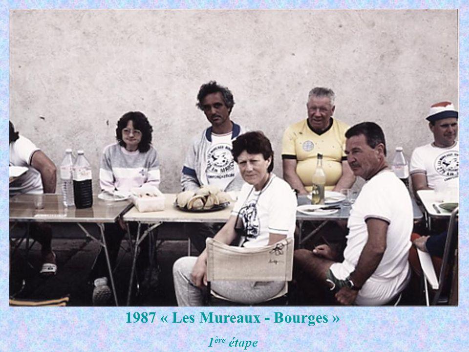1987 « Les Mureaux - Bourges »