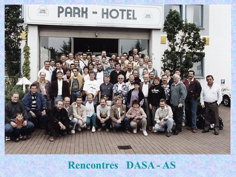 Rencontres DASA - AS