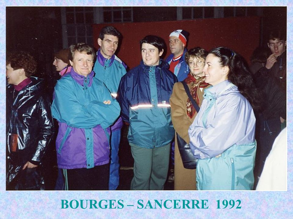 BOURGES – SANCERRE 1992