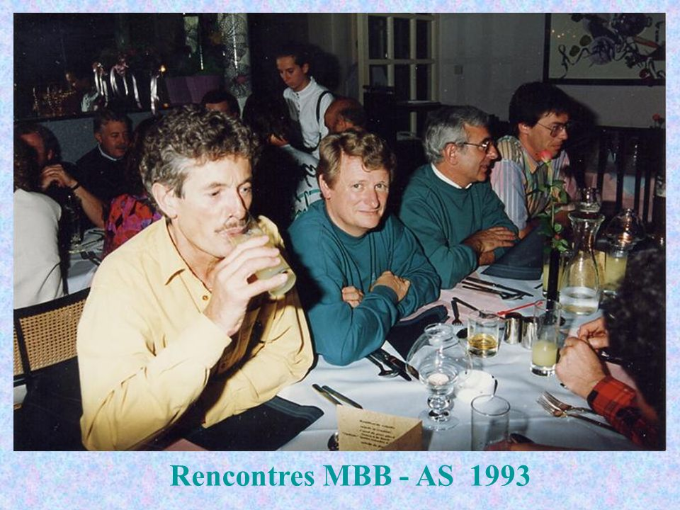 Rencontres MBB - AS 1993